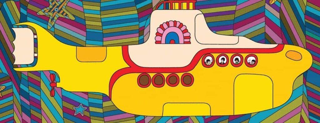 Yellow Submarine Bingo