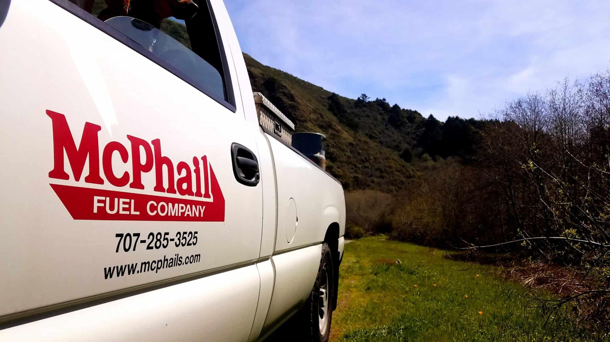 McPhail's truck