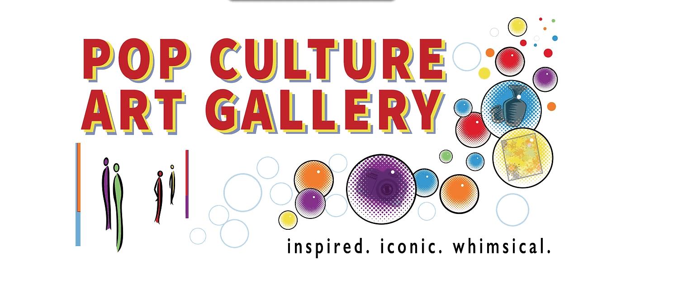 Pop Culture Art Gallery