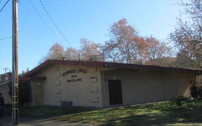 Redwood Lodge No. 281 (Odd Fellows)