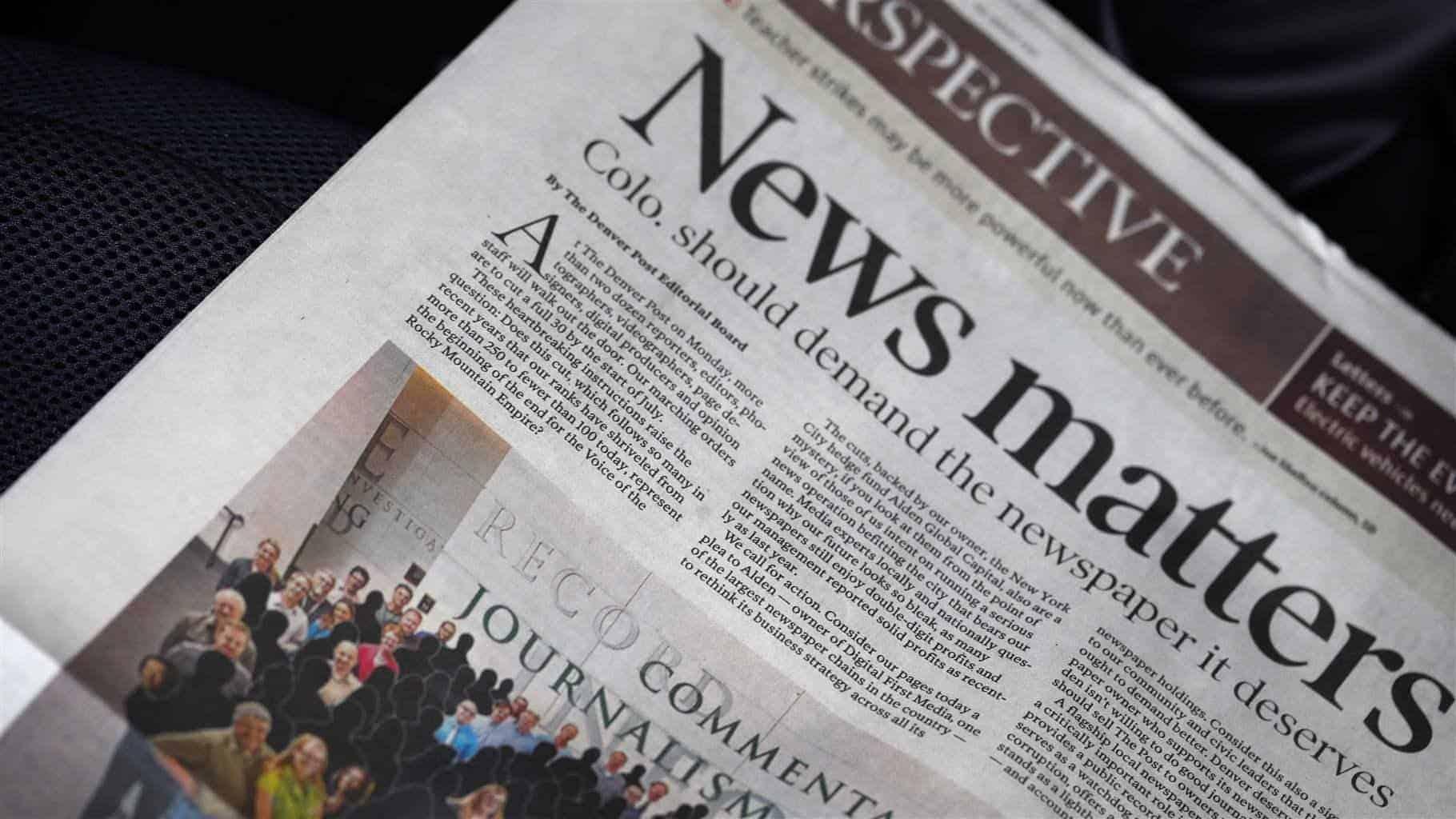 News Matters